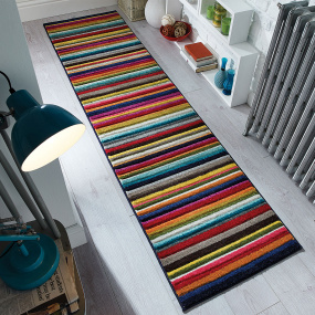 Spectrum Tango Multi Coloured 60cm x 230cm Runner