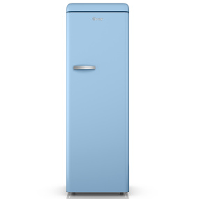 Swan Retro Blue Tall Fridge