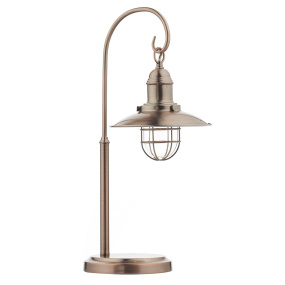 Terrace Copper Table Lamp