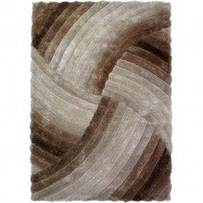 Verge 120 x 170cm Furrow Natural Rug