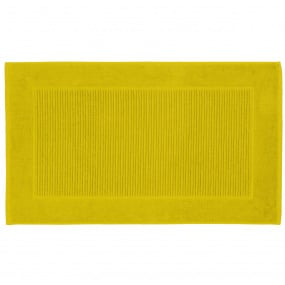 Christy Supreme Hygro Chartreuse Towelling Bath Mat | Housing Units