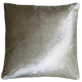 Luxe Gilt Velvet Cushion