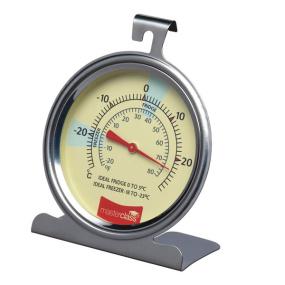 Masterclass Fridge and Freezer Thermometer