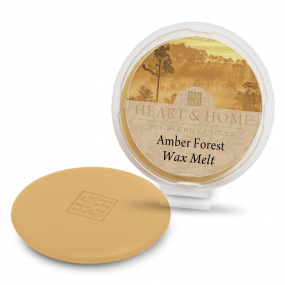 Heart and Home Amber Forest Wax Melt