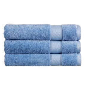 Christy Rialto Cornflower Hand Towel
