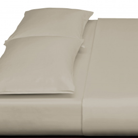 Beige 300TC Single Flat Sheet