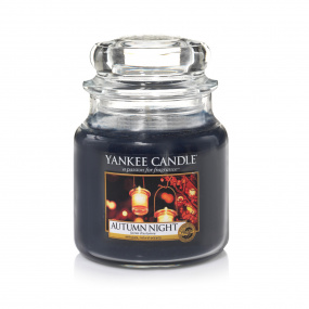 Yankee Candle Autumn Nights Medium Jar