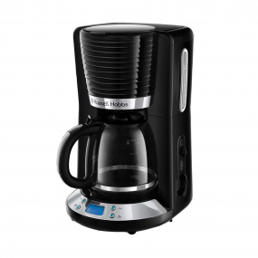 Russell Hobbs Inspire Black Filter Coffee Maker