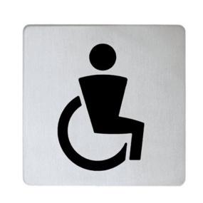 Keuco Disabled Doorplate