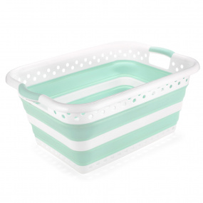 Addis 45 Litre Collapsible Laundry Basket