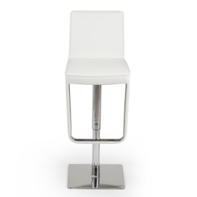 Naples White Bar Stool