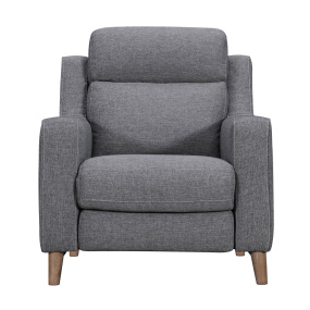 Model pictured is the reclining motion armchair