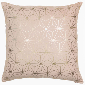 Malini Starlight Blush Cushion