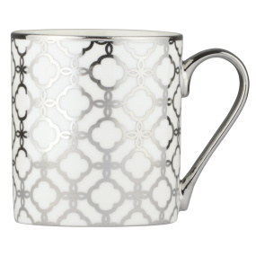 Links Platinum Straight Mug