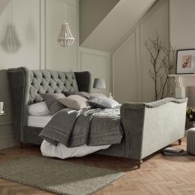 Marriot High End Bed Frame room set