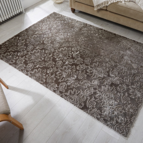 Damascus Grey Rug Collection
