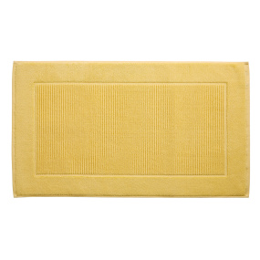 Christy Supreme Hygro Primrose Towelling Bath Mat