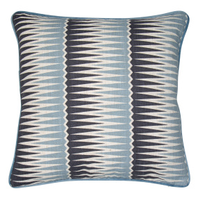 Malini Magnus Blue Cushion