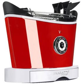 Bugatti Volo Red Toaster