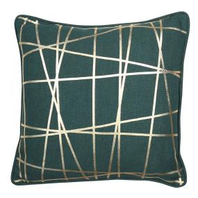 Malini Laser Emerald Cushion
