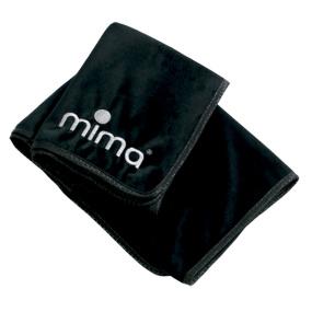 Mima Black Blanket