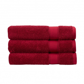 Christy Rialto Wine Bath Towel