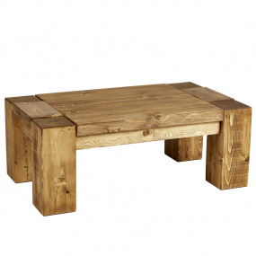 Benedict Reclaimed Wood Coffee Table