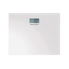Rainbow Electronic White Bathroom Scales