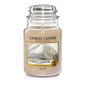 Yankee Candle Warm Cashmere Large Jar