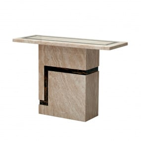 Venice Marble Console Table