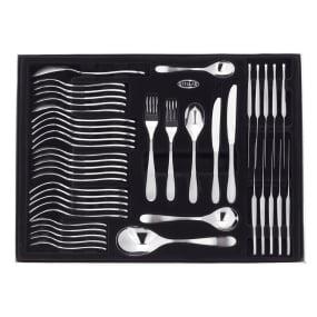 Stellar Salisbury 44 Piece Cutlery Set