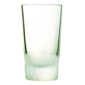 Intuition Colours Set of 6 Green Hiball Glasses