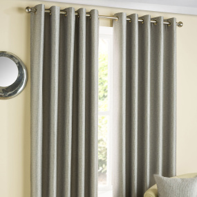 Belfield Ziggi Graphite 66 inch x 90 inch Curtains