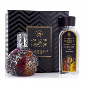 Ashleigh & Burwood Fragrance Lamp Set - Vampiress with Moroccan Spice