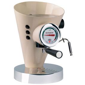 Bugatti Diva Cream Espresso Machine