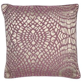 Malini Zora Aubergine Cushion
