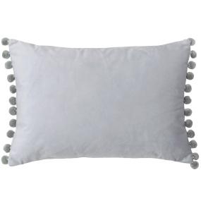 Riva Paoletti Fiesta Dove & Silver Cushion