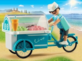 Playmobil Family Fun Ice Cream Cart