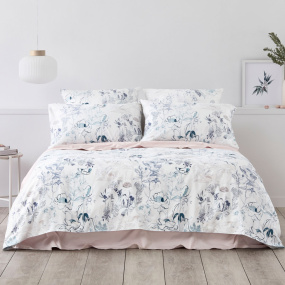 Sheridan Bloombury Lake Double Duvet Set