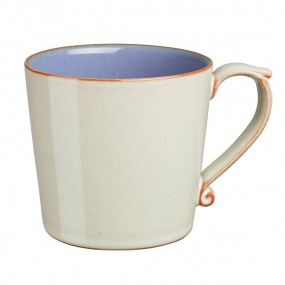 Denby Heritage Fountain Blue Large Mug