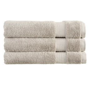Christy Sanctuary Silver Bath Towel