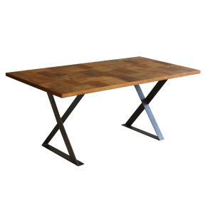 Sara Reclaimed Wood 180cm Dining Table
