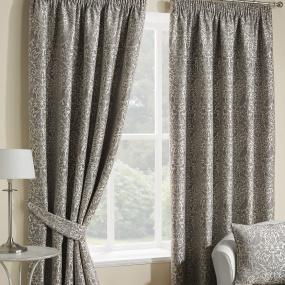 Belfield Eden Steeple Grey 66x72 Curtains