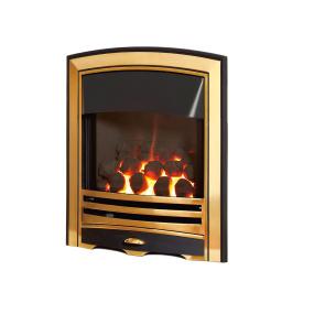 Verine Fires Embrace Black & Gold Fascia