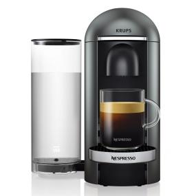 Nespresso Vertuo Titanium Capsule Machine