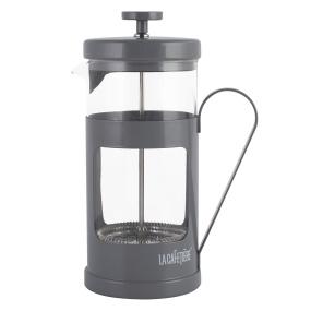 La Cafetiere Monaco 3 Cup  Grey Coffee Press
