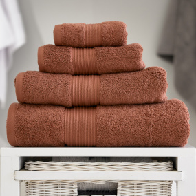 Bliss Copper Hand Towel
