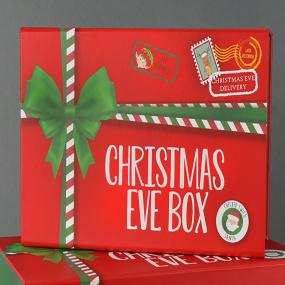 Medium Christmas Eve Present Box | Housing Units