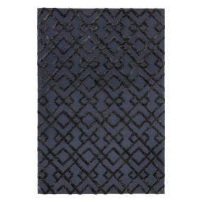 Dixon Black 160cm x 230cm Rug