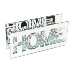 Home Crystal Tealight Holder